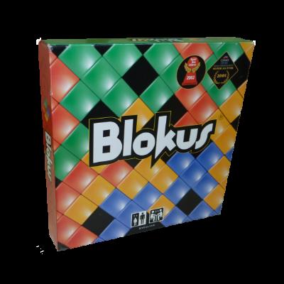 Boite du jeu Blokus