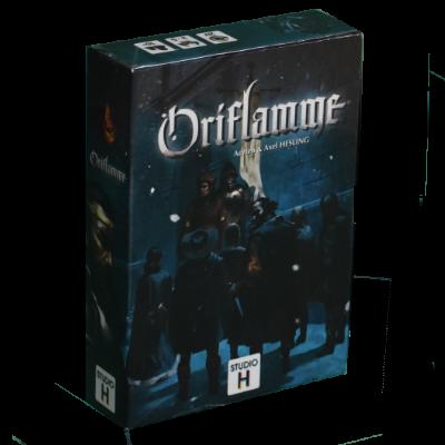 Boîte du jeu Oriflamme