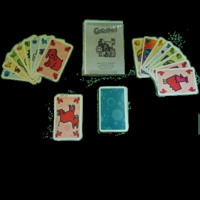 Matériel du jeu Cocotaki