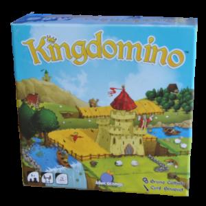 Boite du jeu Kingdomino