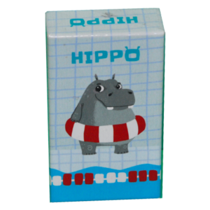Boite du jeu Hippo