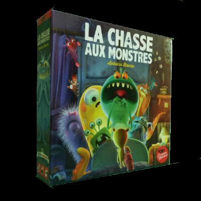 Boîte du jeu La chasse aux monstres