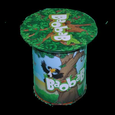 Boîte du jeu Baobab