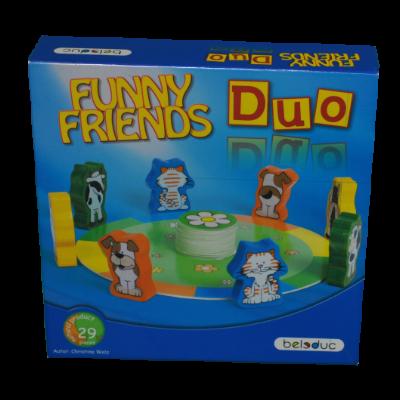 Boîte du jeu Funny Friends Duo