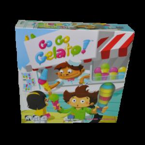 Boîte du jeu Go Go Gelato