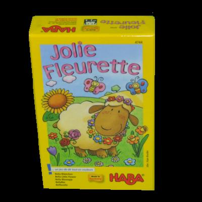 Boîte du jeu Jolie Fleurette