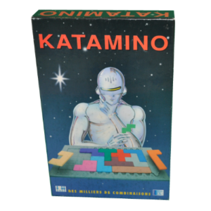Boîte du jeu Katamino