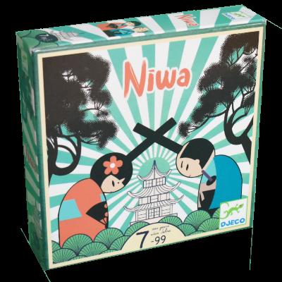 Boîte du jeu Niwa