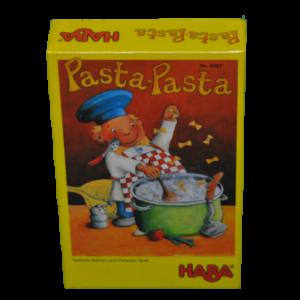 Boîte du jeu Pasta Pasta