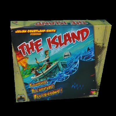 Boîte du jeu The Island