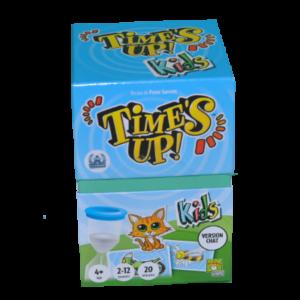 Boîte du jeu Time's up ! Kids