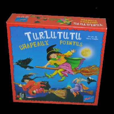 Boîte du jeu Turlututu Chapeaux pointus