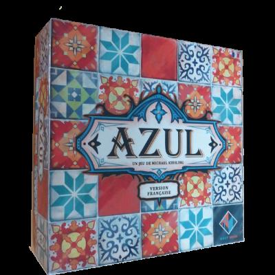 Boîte du jeu Azul