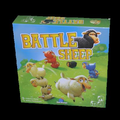 Boite du jeu Battle sleep