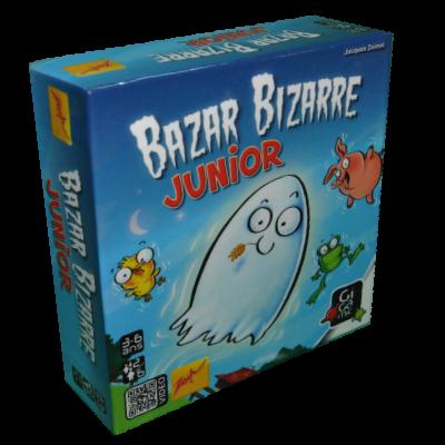 Boite du jeu Bazar bizarre junior