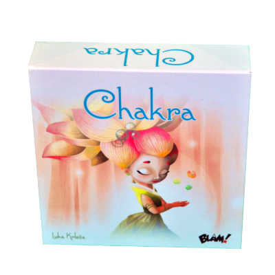Boîte du jeu Chakra