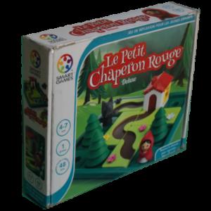 Boîte du jeu Le petit chaperon rouge