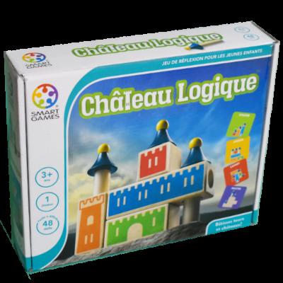 Boîte du jeu Château Logique