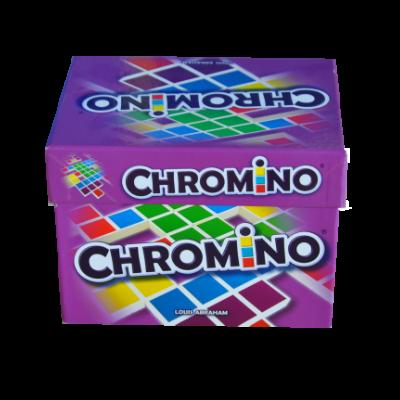 Boite du jeu Chromino