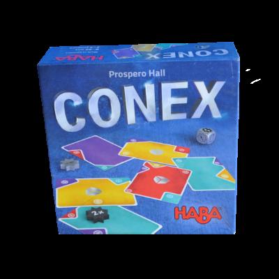 Boite du jeu Conex