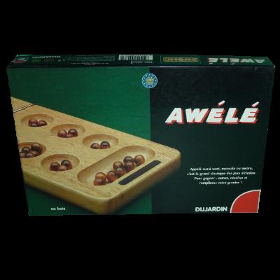 Boite du jeu Awélé