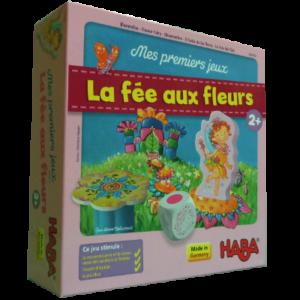 Boîte du jeu La fée aux fleurs
