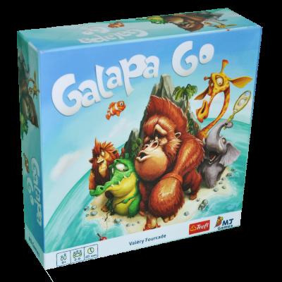 Boite du jeu Galapa go