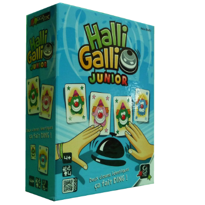 Boîte du jeu Halli Galli