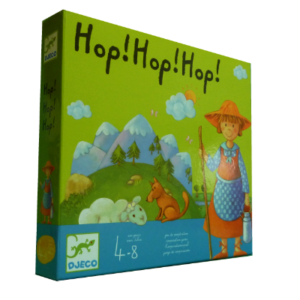 Boîte du jeu Hop Hop Hop
