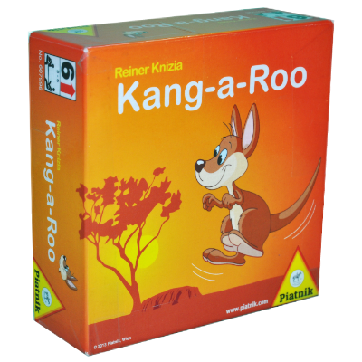 Boite du jeu Kangaroo