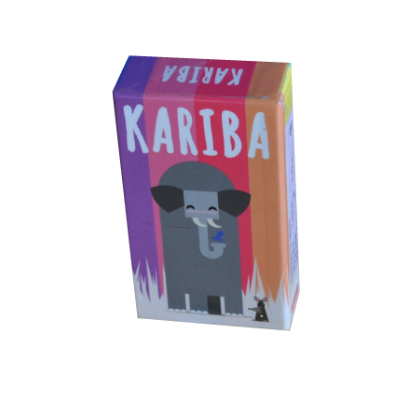 Boite du jeu Kariba