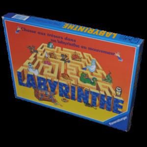 Boite du jeu Labyrinthe