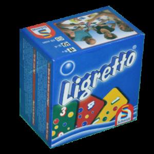 Boite du jeu Ligretto