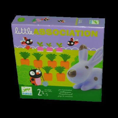 Boîte du jeu Little Association