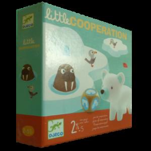 boîte du jeu Little Cooperation