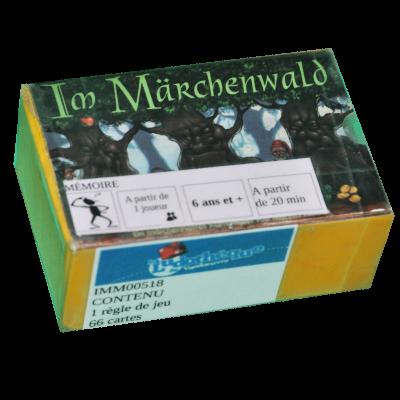 Boite du jeu Marchenwald