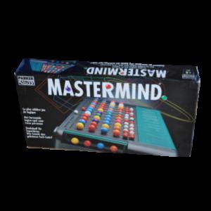 Boite du jeu Mastermind
