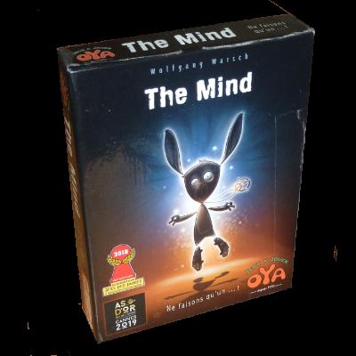 Boîte du jeu The Mind