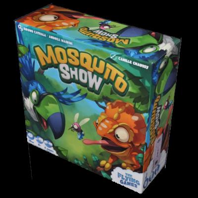 Boite du jeu Mosquito show