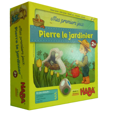 Boîte du jeu Pierre le Jardinier