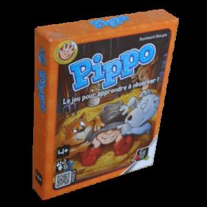 Boite du jeu Pippo