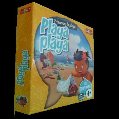 Boîte du jeu Playa Playa