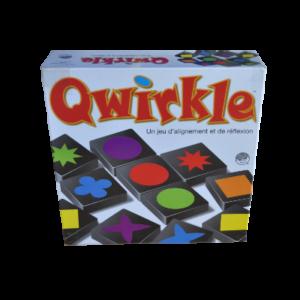 Boite du jeu Qwirkle