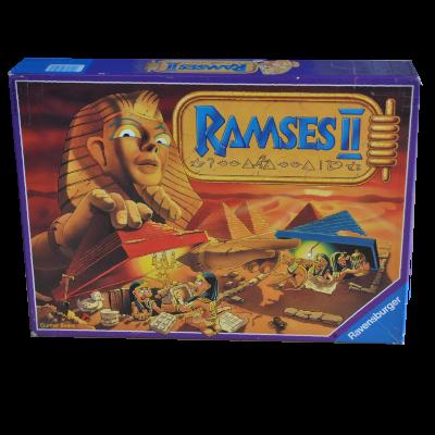 Boite du jeu Ramsès 2