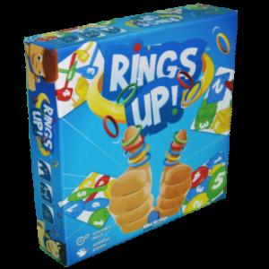 Boite du jeu Rings up