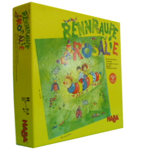 Boîte du jeu Rosalie la Chenille