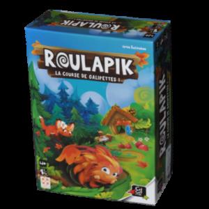 Boite du jeu Roulapik