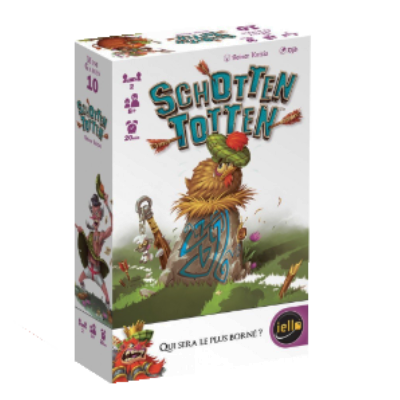 Boîte du jeu Schotten Totten