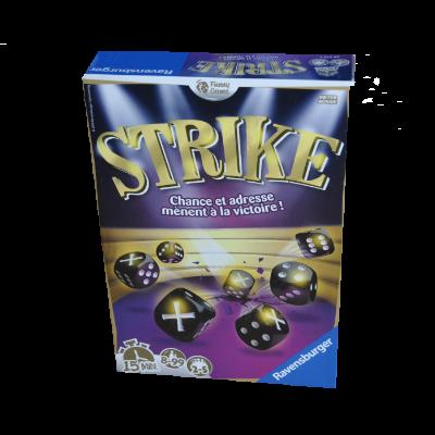 Boite du jeu Strike