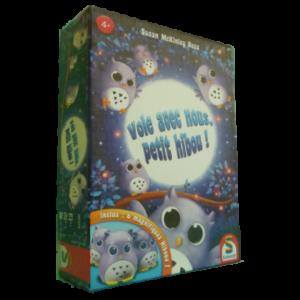 Boîte du jeu Vole avec nous Petit Hibou